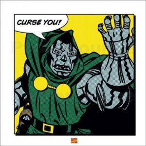"Dr Doom ""Curse You"""