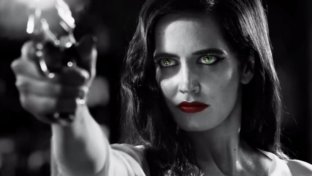 Sin City A Dame To Kill For Review Eva Green